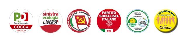Simboli coalizione